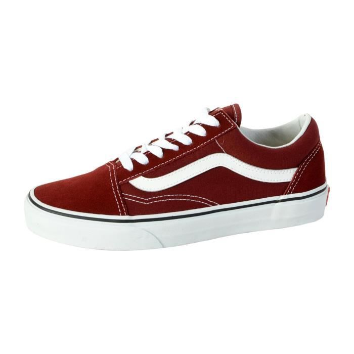 vans old skool marron