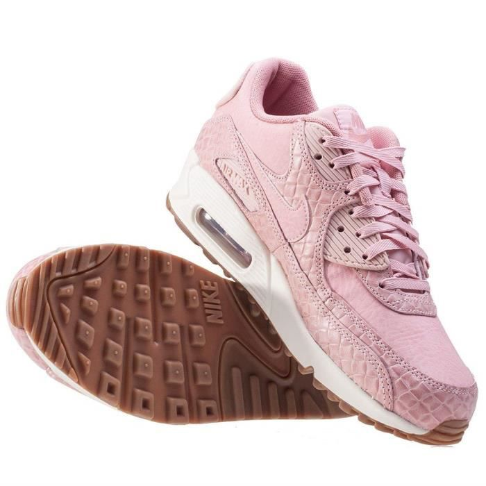 low priced 53dd4 02bbb BASKET Baskets Nike Air Max 90 Ultra 2.0 Essential Femme