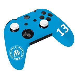 STICKER - SKIN CONSOLE OM Olympique de Marseille - Pack d'accessoires de