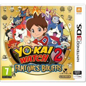 JEU 3DS Yo-Kai Watch 2 : Fantômes Bouffis Jeu 3DS