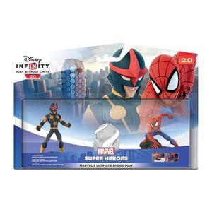 FIGURINE DE JEU Pack Aventure Spider-Man Disney Infinity 2.0