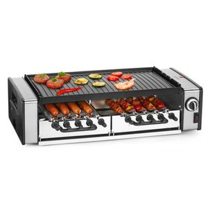 TRISTAR - Grill multifonctions et brochettes rotatives RA-2993