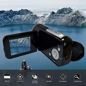 APPAREIL PHOTO RÉFLEX Caméscope numérique HD 1080P avec appareil photo n