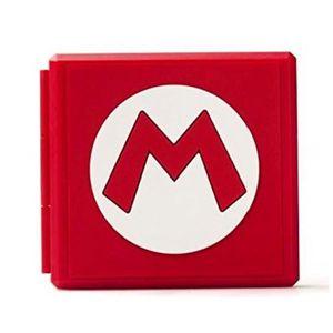 ASSEMBLAGE CONSTRUCTION Boîte de rangement pour carte de jeu Premium pour