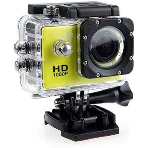 CAMÉRA SPORT Mini Caméra d'action 4K Full HD 1080p Caméra de Sp