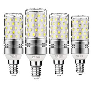 6500K... 100W équivalent à incandescence Hzsane E14 LED bougie ampoules 12W