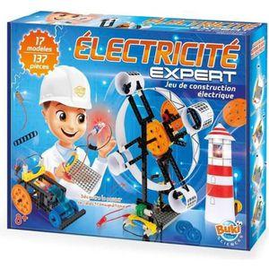 EXPÉRIENCE SCIENTIFIQUE BUKI Electricité expert