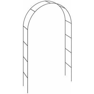 ARCHE Arcade de rosiers 240x140x37cm Roses et plantes gr
