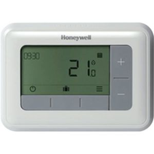 THERMOSTAT D'AMBIANCE HONEYWELL - Thermostat filaire programmable T4 Réf