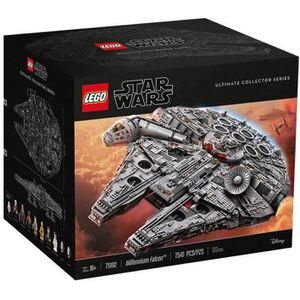 ASSEMBLAGE CONSTRUCTION LEGO® Star Wars™ 75192 Millennium Falcon™ - Ultima