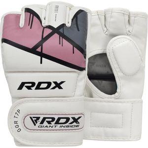 RDX MMA Gants Maya Hide Sparring Entrainement Art Martiaux Sac De Frappe