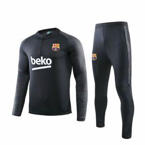 MAILLOT DE FOOTBALL Nouveau Survêtement Barcelone Maillot de Foot Barç