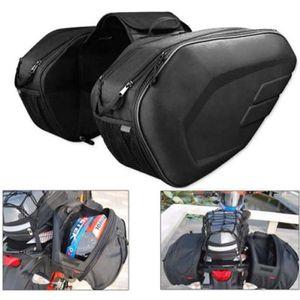 SAC - SACOCHE MOTO 1 paire de sacoches de moto sacoches bagages valis