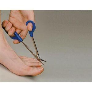 LEVIER DE FREIN A MAIN Ciseaux à ongles bilatéraux courbé| Effet levier