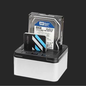 STATION D'ACCUEIL  2 optimisé UASP Station d'accueil USB3.0 pour Disq
