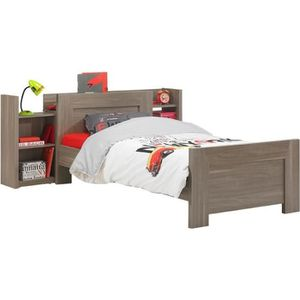 tete de lit avec rangement achat vente pas cher. Black Bedroom Furniture Sets. Home Design Ideas