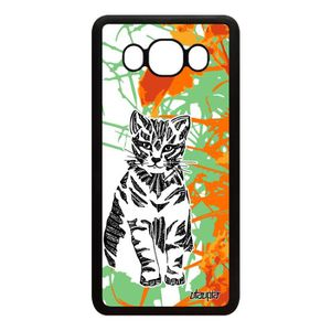 Coque silicone chat pour samsung galaxy j5