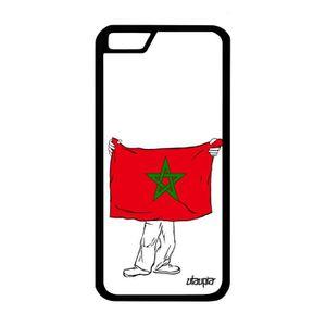Coque iphone 6s drapeau de maroc