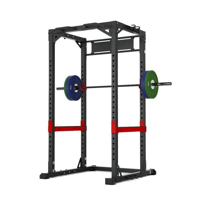 Appareil a charge guidee Titanium Strength modele hd power rack x line