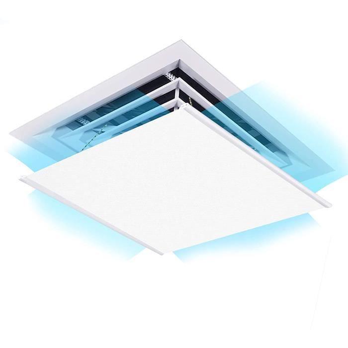 Climatiseurs portables BCGT D&eacuteflecteur de Climatiseur D&eacuteflecteur de climatiseur climatisé au Plafond, emp&ec289