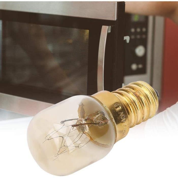 MICRO ONDES RBSD 15W, 25W pi&egraveces de Four &agrave Micro-Ondes Robustes en Option, Ampoule de Four &agrave Micro-Ondes, L970