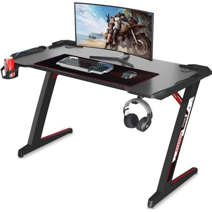 Bureau informatique gamer