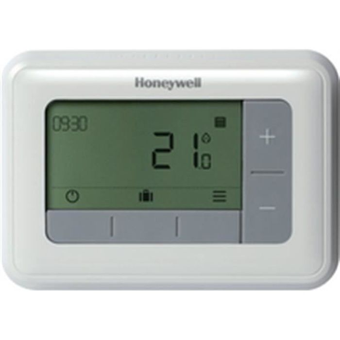 HONEYWELL - Thermostat filaire programmable T4 Réf T4H110A1023