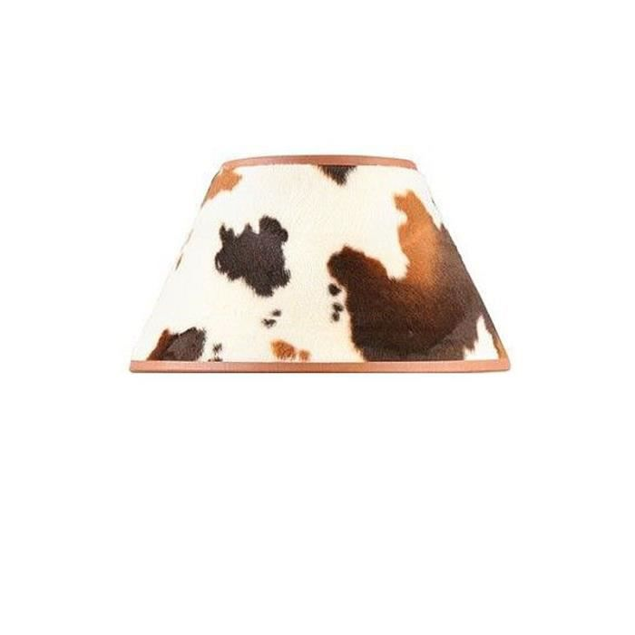 Abat-jour Peau de Vache 16 cm - JPRYCKAERT