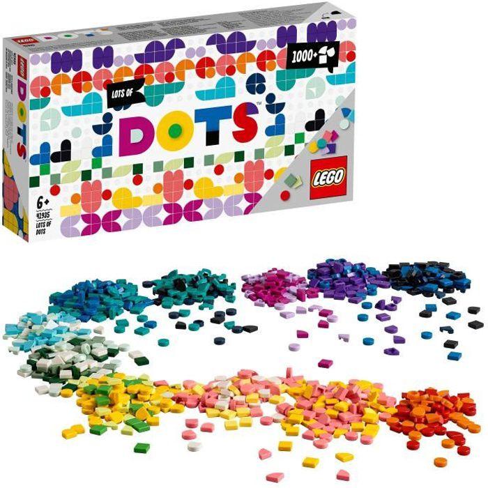 LEGO® 41935 DOTS Lots d'extra DOTS, Loisirs Créatifs, Activité Manuelle, Bricolage Enfant 6 ans et plus