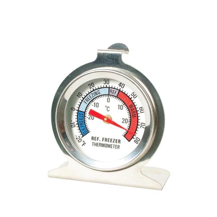1 pc congélateur thermomètre sûr pratique Premium outil climatique grand THERMOMETRE DE CUISINE - SONDE - TESTEUR DE CUISSON