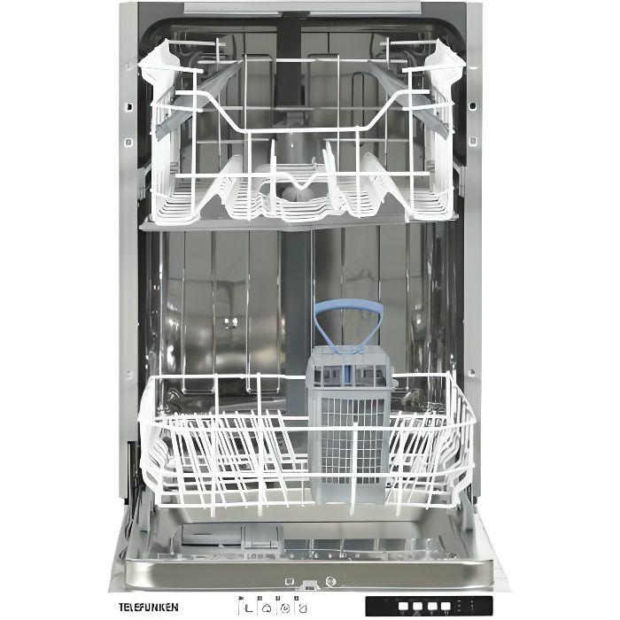 Lave vaisselle integrable 45 cm LVFI1049EW