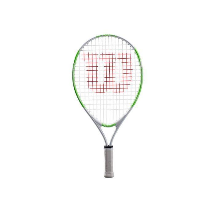 Raquette Junior WILSON US Open 19 Vert / Blanc
