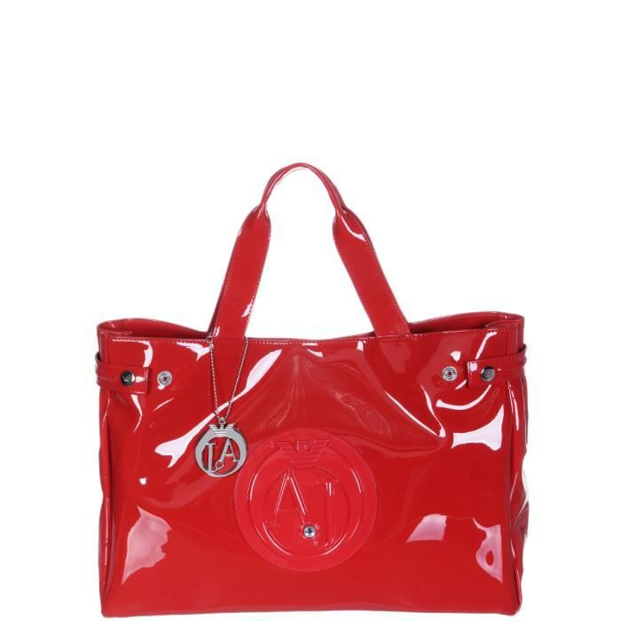 25b4006f6c Sac shopping Armani Jeans reference GA05291 cou… Rouge - Achat ...