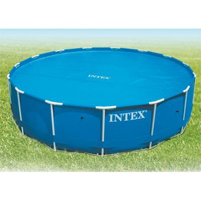 Bache rechauffante piscine diametre m achat vente for Bache piscine intex 3 66