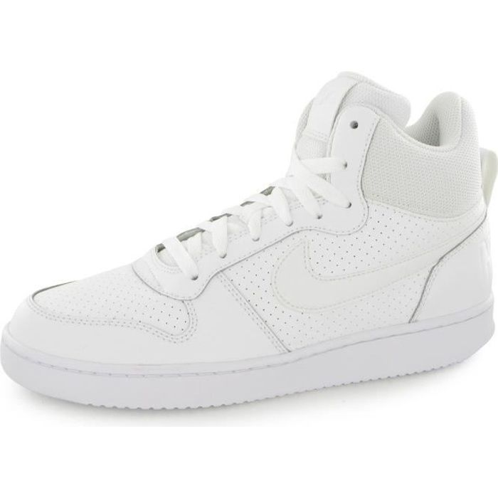 promo code f2542 46bf3 BASKET NIKE Baskets Recreation Mid Chaussures Homme