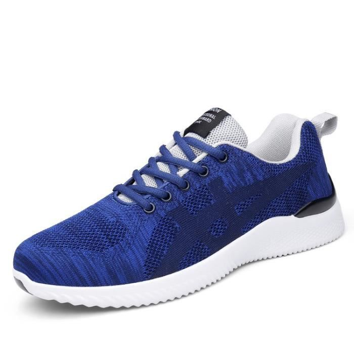 Chaussures Hommes Casual Baskets de Sneaker Chaussures Baskets Chaussures course xTXFxgr