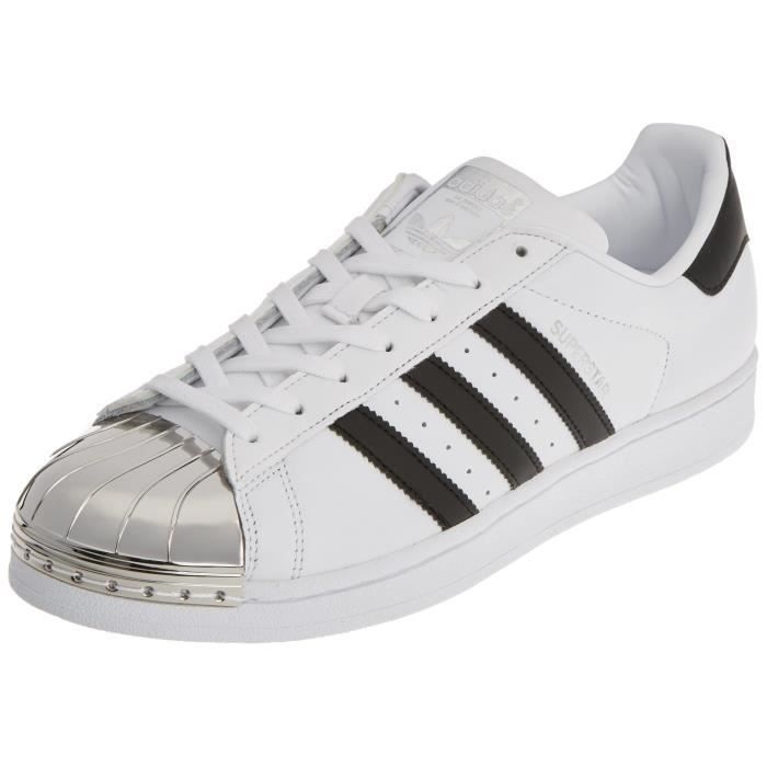 ADIDAS Toe Métal Superstar Baskets bas-top