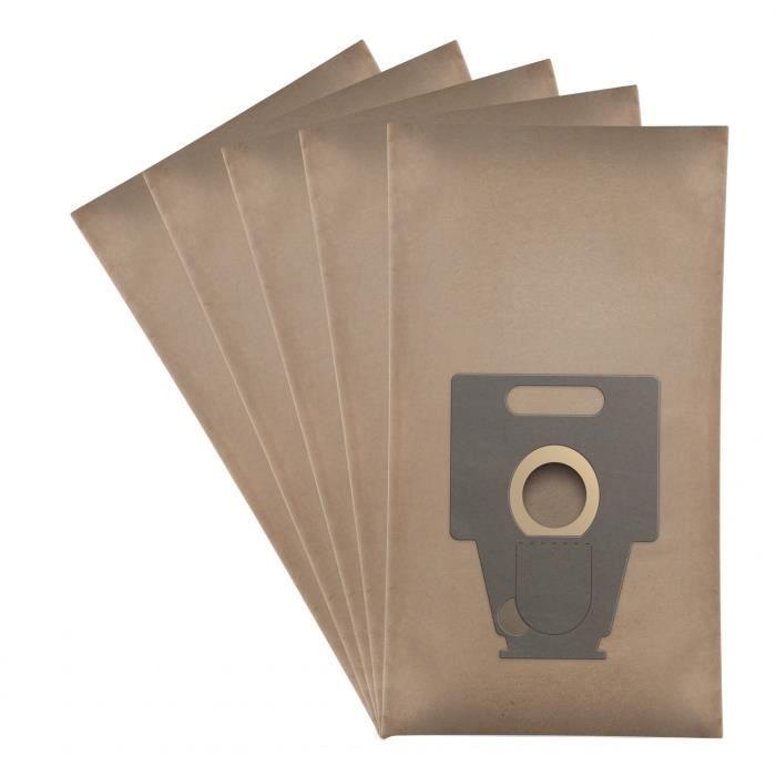 ZR81 Remplacement sacs pour aspirateurs AquaVac NTP 30-Pack de 5-Type