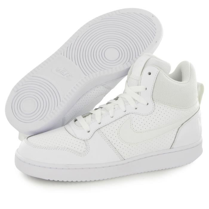 NIKE Baskets Recreation Mid Chaussures Homme