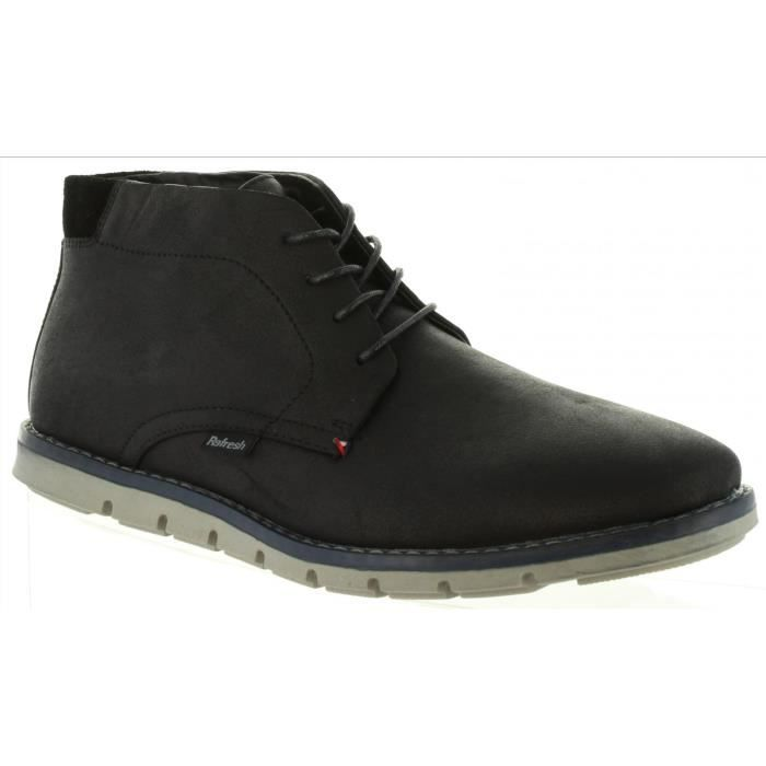 Bottines pour Homme REFRESH 63962 C NEGRO