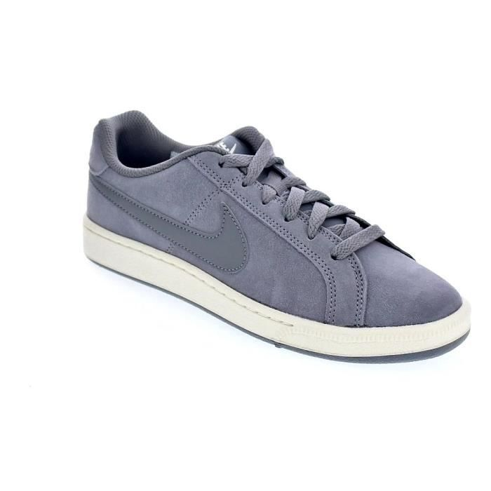 Gris Baskets Femme Royale Basses Court Nike Xnxg6U