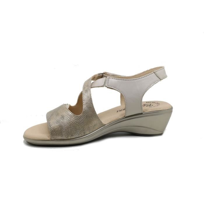 Femme - SANDALE PLAT - relax 4 you - relax 4 you BS171002 - (35) fS0ZM89
