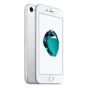 SMARTPHONE RECOND. Apple iPhone 7 128Go  Argent Smartphone Débloqué
