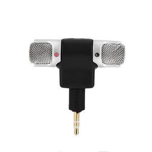 HAUT-PARLEUR - MICRO ROMANTIC Mini Microphone Stéréo, Microphone Stéréo