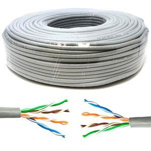 Cable Ethernet 50m Achat Vente Pas Cher