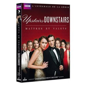 DVD FILM DVD - Upstairs Downstairs : Maîtres et valets - L'