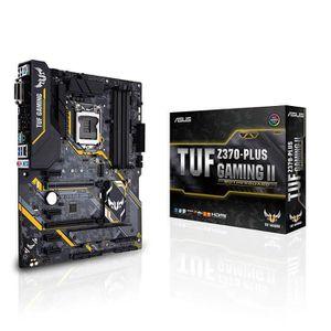 CARTE MÈRE Asus TUF Z370-PLUS Gaming II Carte mère Intel Z370
