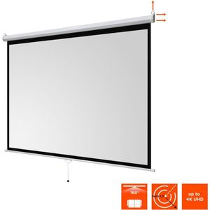 ECRAN DE PROJECTION Ecran de projection manuel ivolum 240 x 180 cm, Fo
