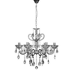 lustre cristal pas cher awesome eugene lustre moderne cristal slots ampoule lampes de plafond. Black Bedroom Furniture Sets. Home Design Ideas