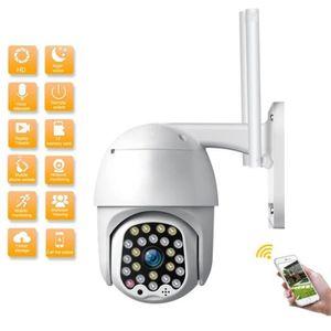 APP. PHOTO ARGENTIQUE Webcam Wifi PTZ IP 1080P | Dôme de vitesse, caméra